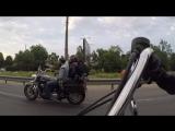 Мангол и Катя вокруг Ладоги 2017
