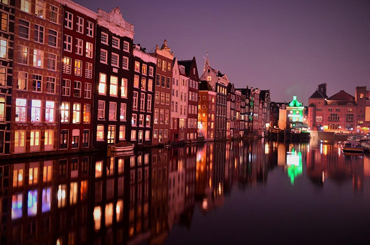 O6PpV9RyGx4 Амстердам достопримечательности.