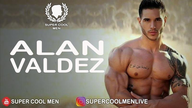 SUPER COOL MEN ALAN VALDEZ MODEL FITNESS MEXICO