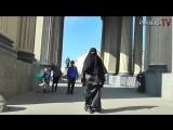 Презрение к МУСУЛЬМАНКЕ в РОССИИ - Muslim Harassment in Russia social experiment
