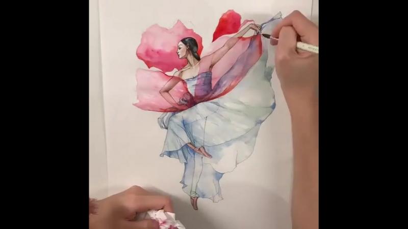 Прелестный рисунок