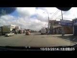 Колонна русской военной техники, Ростов-На-Дону, 10 марта