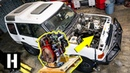 Cummins R2.8 Turbo Diesel Soon to Power Scotto's Land Rover Discovery?!? semacrunch
