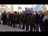 25 февраля 2017 г.Десантный флешмоб в Ярославле, Синева