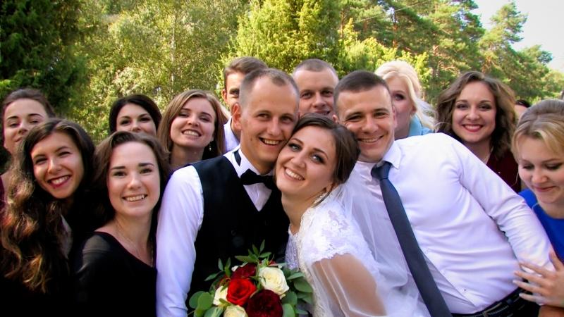 Валерия и Андрей Wedding Hot2Touch