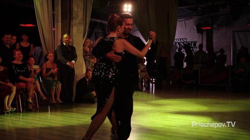 Milena Plebs Gustavo Rosas, Russian Tango Congress 2018