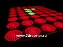 Акрилайт, световая панель, световой пол, DMX контроллер