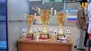 Новости UTV. Всероссийские соревнования по футболу Кожаный мяч проходят в Салавате