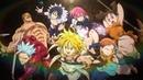 Nanatsu no Taizai Season 2 Opening 2 Full『Sky Peace - Ame ga Furu kara Niji ga Deru』 (ENG SUB)