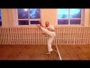 Ашихара каратэ Кумитэ но ката соно йон Ashihara karate Kumite no kata sono yon