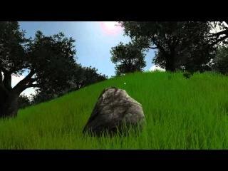 Симулятор Камня в Лесу - Stone Simulator - Let's Play - Gameplay - Обзор - Прохождение