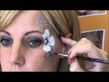 Видео-урок по макияжу (фейс-арту) на свадьбу, выпускной, вечеринку