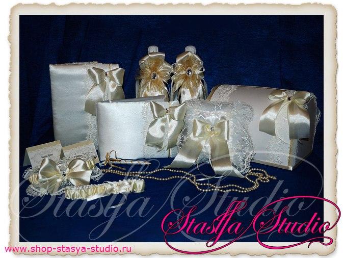 Свадебный набор Tender Luxury