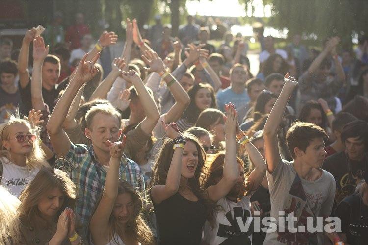 Чайка, фестиваль, фанати