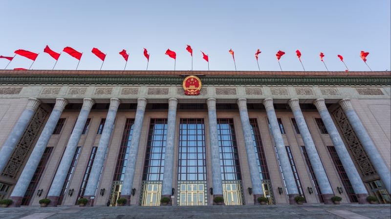 Прямая трансляция закрытия 1-й сессии ВСНП 13-го созыва и пресс-конференции Ли Кэцяна