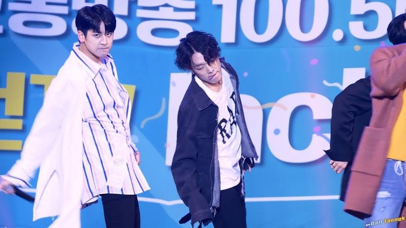 180414 BOBBY 바비 iKON 아이콘 'BLING BLING' @인천 페스타 4K 60P 직캠 by DaftTaengk
