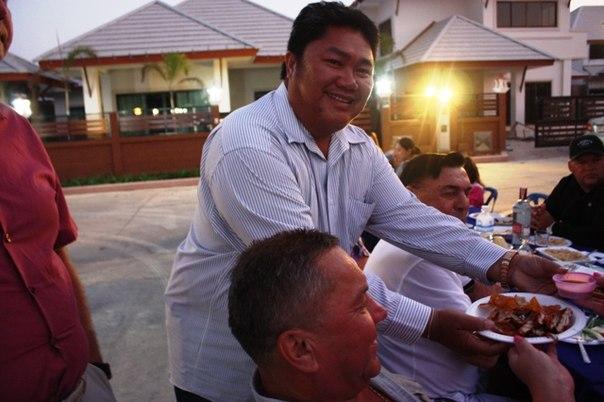 Новоселье в Baan Dusit Pattaya Park