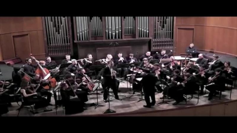 Weber Clarinet concerto 1Соло Михаил Безносов