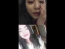 22.04.18 Ailee live with Fan @ Instagram