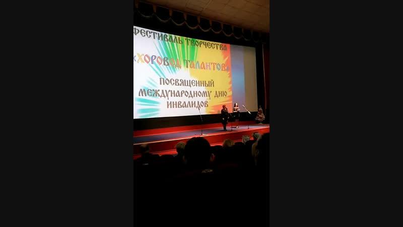 участвуем в фестивале Хоровод талантов
