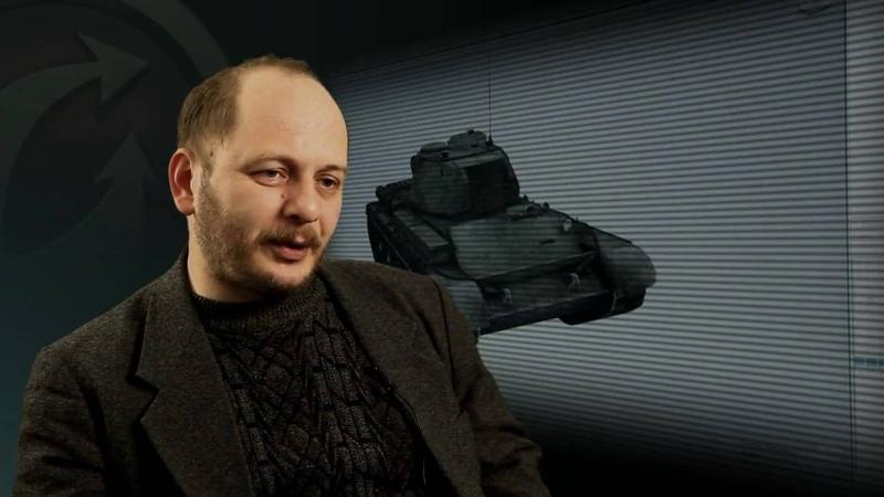 Видеодневники разработчиков Мир Танков часть 2