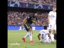Удаление Роналду в матче Валенсия - Ювентус