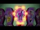 """Школа монстров (Монстер Хай)  / Monster High, 4 сезон Новая Серия """"Стань Как все"""""""