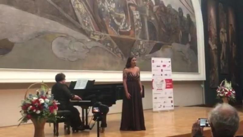 Дарья Сушкова Дж. Россини речитатив и ария Танкреда из оперы Танкред