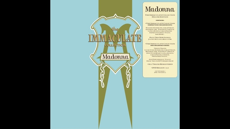 Madonna ♫ The Immaculate Collection ♫ Deluxe Edition FULL CD