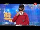 Украина мае талант 5 Юрий Астахов 9.03.2013 Одесса