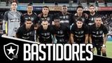 BASTIDORES BOTAFOGO 2X1 MADUREIRA CARIOCA