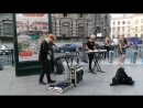 Никита и Всеволод Дёмины nikedemin livelooping streetmusic
