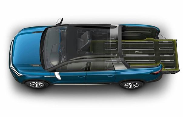 На автосалоне в Сан-Паулу состоялся публичный дебют пикапа Volkswagen Tarok. По предварительной информации, серийная версия модели появится на бразильском рынке в 2020 году. В компании также не
