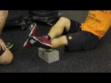 The Again Faster Mic'd Instructor - Mobilizing the Calves with Trigger Point