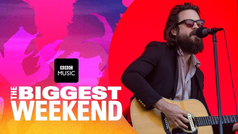 Father John Misty - Please Dont Die (live at Biggest Weekend 2018)