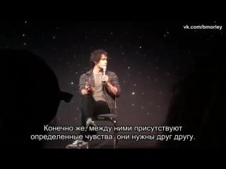Боб говорит о Белларк часть 2 (Конвенция Starfest 12.03.16) [Rus Sub]