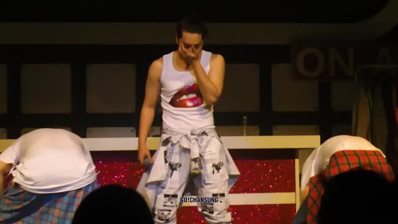 181027 'MUSIC bless you' 10 만 10 (1/2) CHANSUNG