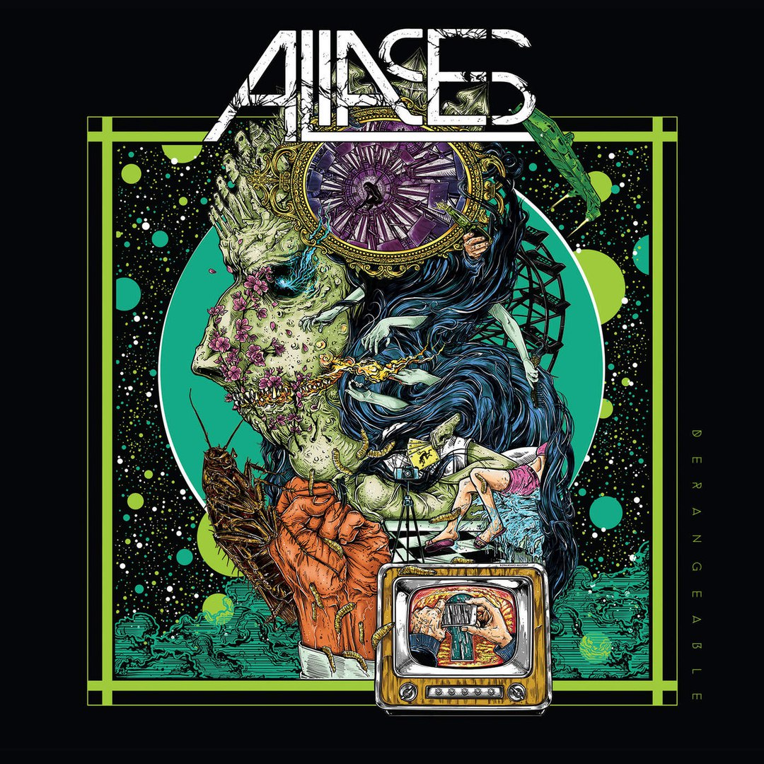 Aliases - Derangeable (2016)