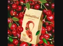 Чай ройбуш «Вишнёвый космос» из коллекции «Сладкие фрукты»🍒