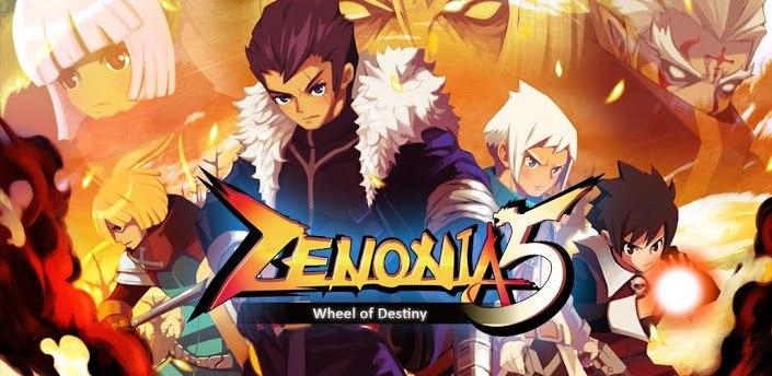 Zenonia 5 на Android
