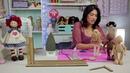 Aula 1 - Aprenda 3 Cabelos de bonecas fácil e lindos!