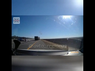 ДТП на трассе М-4