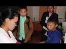 Встреча Главы Тувы Ш Кара оола с фельдшерами школ республики