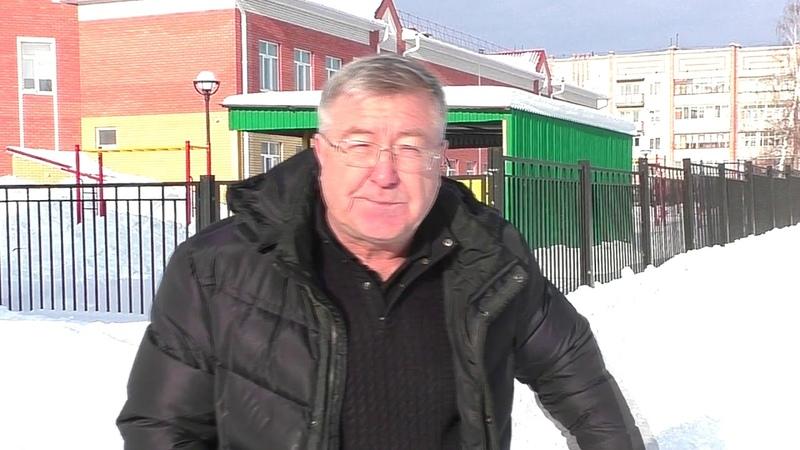 Проблемы строительства школы № 5 в городе Волжск или Вот такая вот поддержка