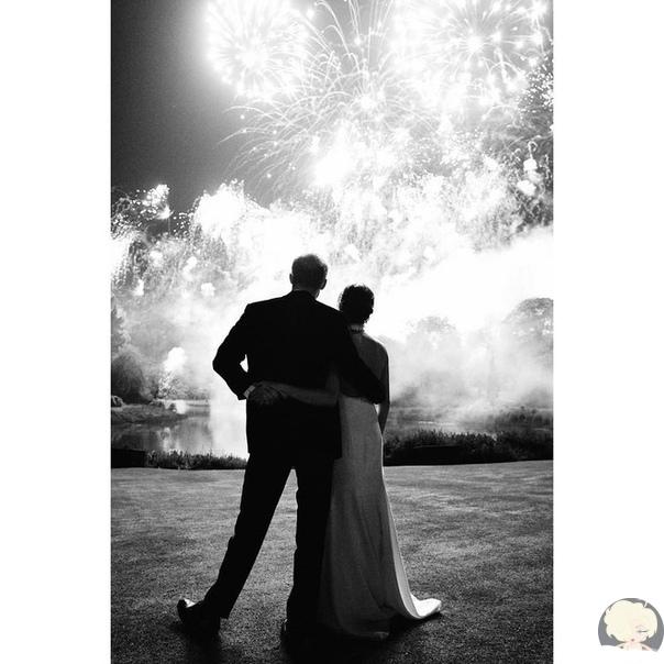 Из неизданного: опубликовано самое романтичное фото Меган Маркл и принца Гарри