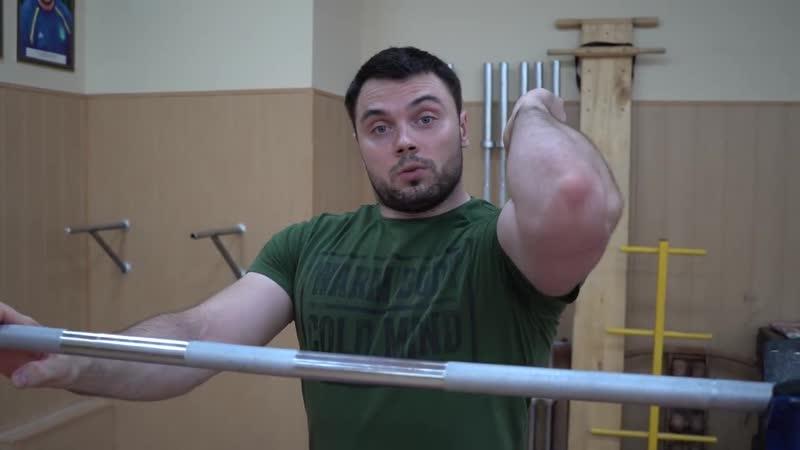 5 Best Mobility _ Flexibility Drills for Clean, Front Squat, Jerk _ Torokhtiy