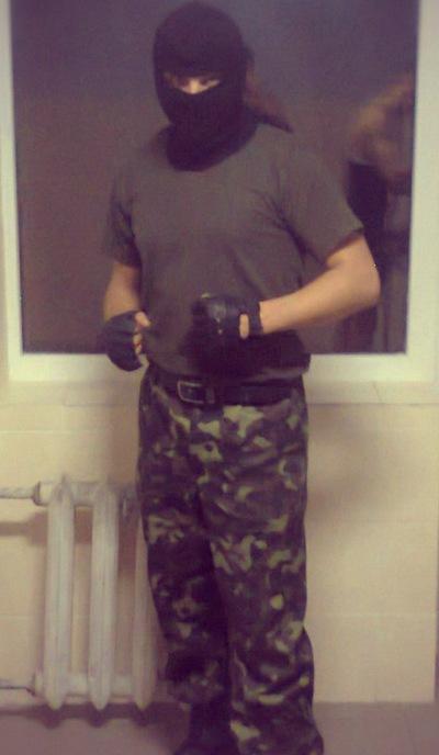 Віталік Лукач, 21 октября , Москва, id122133121