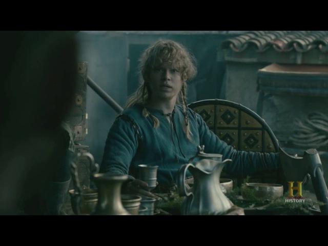 Vikings - Ivar Kills Sigurd [Sigurd Death Scene] (4x20) [HD]