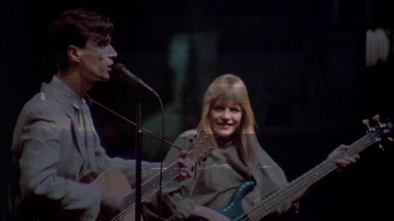 Talking Heads Stop Making Sense 1984