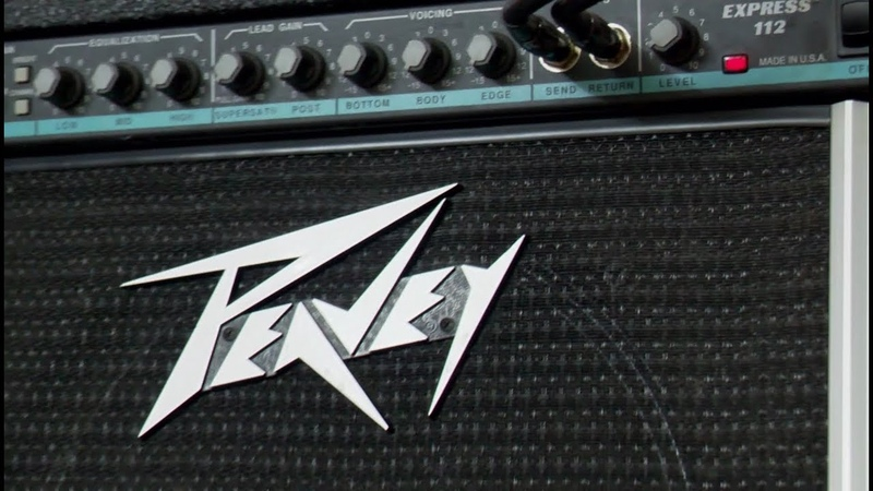 Peavey - Express 112 (Review) (Combo-Amplifier)